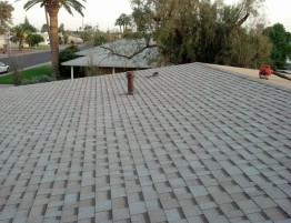 Low Slope Shingle