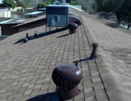 Ventilation and Shingles
